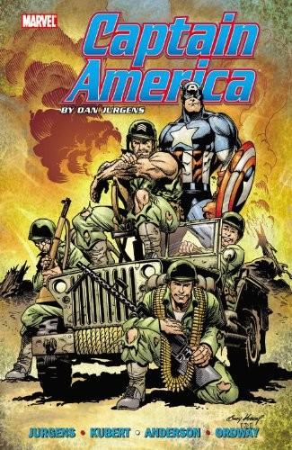 Couverture de Captain America (1998) -INT03- Captain America by Dan Jurgens volume 1