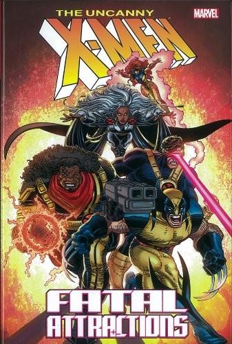 Couverture de X-Men (TPB) -INT- X-Men: Fatal Attractions
