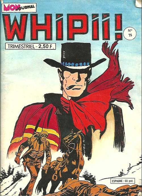 Couverture de Whipii ! (Panter Black, Whipee ! puis) -75- Stormy Joe - Sympa