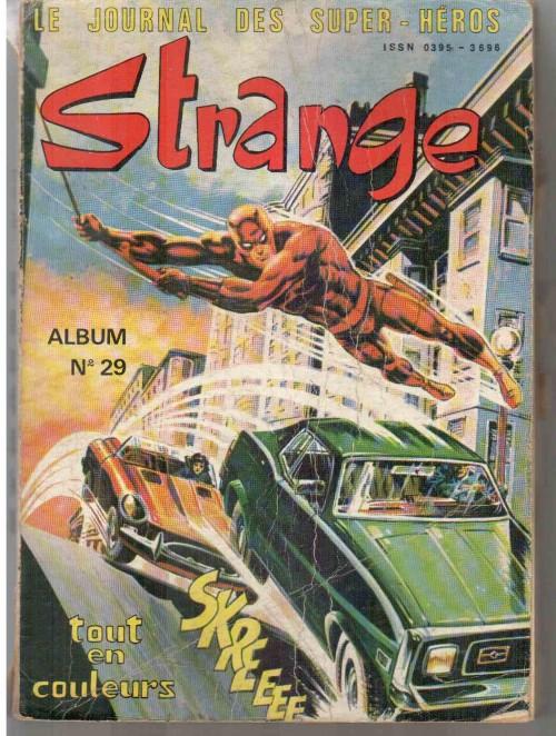 Couverture de Strange -Rec029- Album N°29 (du n°86 au n°88)