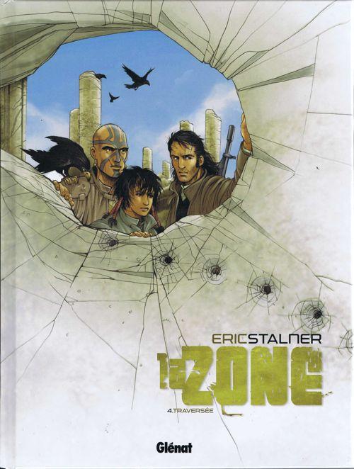 La zone - 4 tomes
