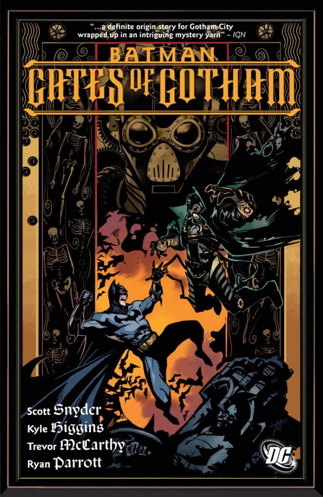 Calendrier Gotham.Batman Gates Of Gotham 2011 Int Gates Of Gotham