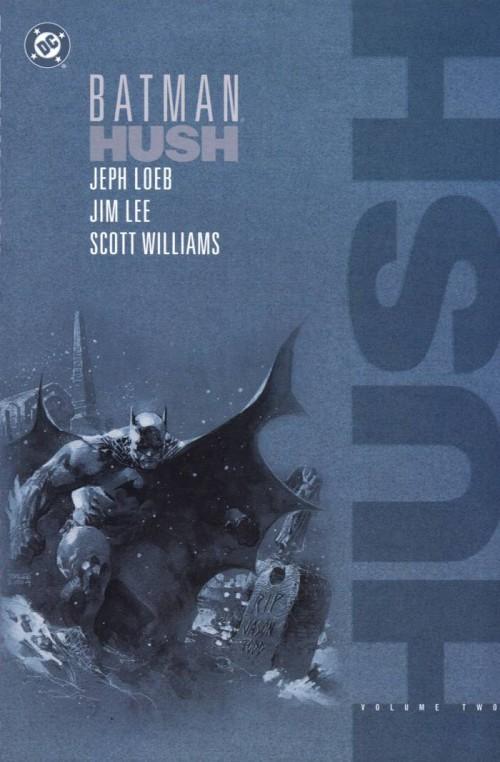 Couverture de Batman Vol.1 (DC Comics - 1940) -INT- Hush - Volume 2