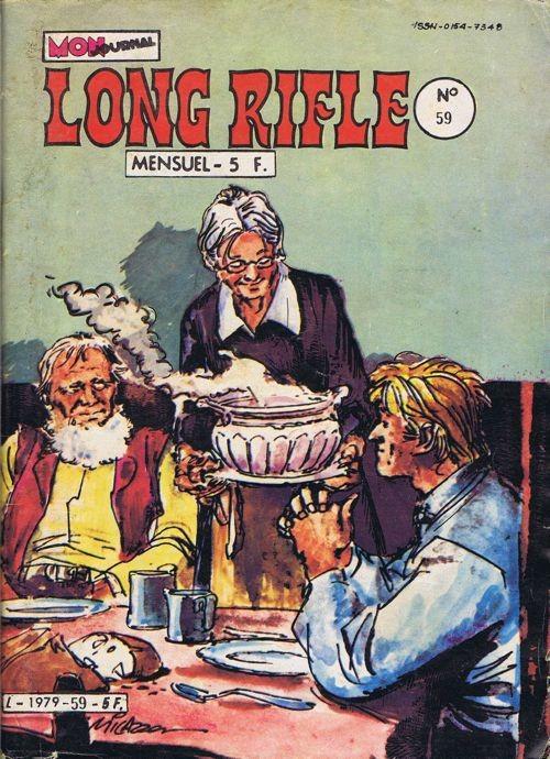 Couverture de Long Rifle -59-