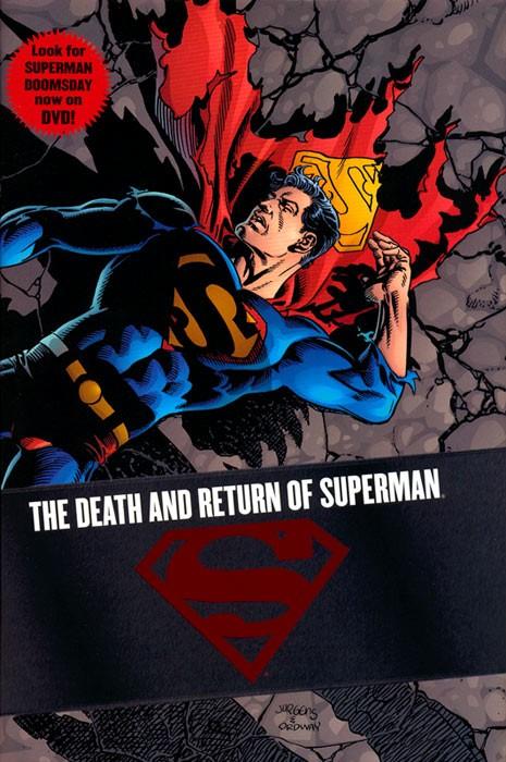 Couverture de Superman (TPB) -OMNI- The Death and Return of Superman Omnibus