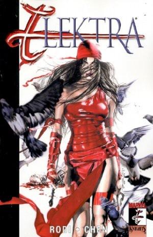Couverture de Elektra (2001) -INT03- Relentless