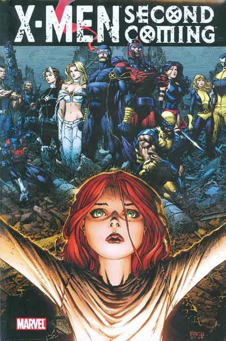 Couverture de X-Men: Second coming (2010) -INT- X-Men: Second Coming