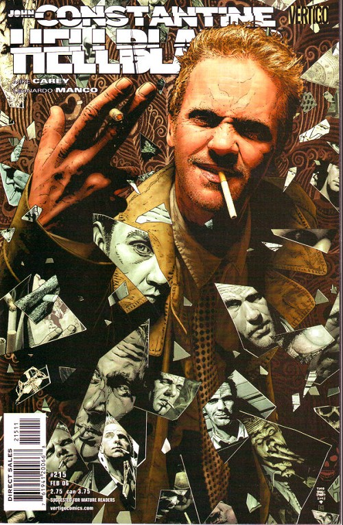 Couverture de Hellblazer (DC comics - 1988) -215- R.S.V.P. (2)