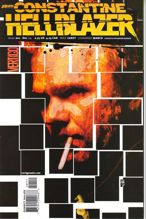 Couverture de Hellblazer (DC comics - 1988) -201- Event horizon