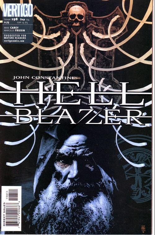 Couverture de Hellblazer (DC comics - 1988) -198- Stations of the cross (2)