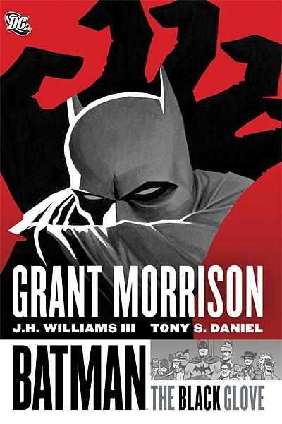 Couverture de Batman (1940) -INT- The Black Glove