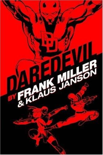 Couverture de Daredevil (1964) -OMN01- Daredevil by Frank Miller & Klaus Janson Omnibus