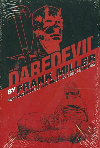 Couverture de Daredevil (1964) -OMN02- Daredevil by Frank Miller Companion Omnibus