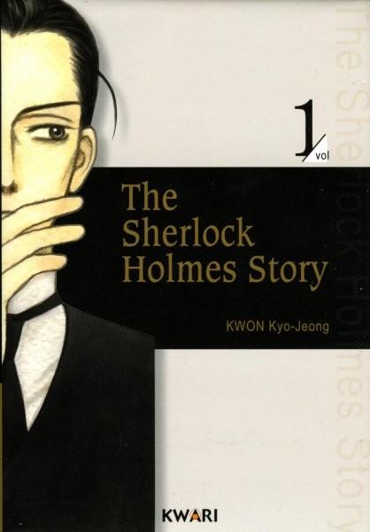 Couverture de Sherlock Holmes Story (The) -1- Volume 1