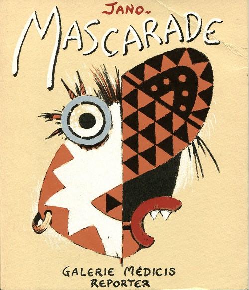 Couverture de (AUT) Jano -TL- Mascarade