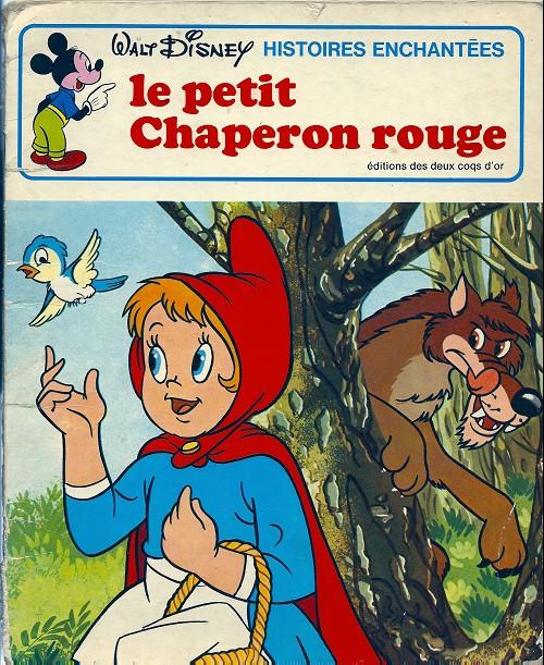 Histoires Enchantées Le Petit Chaperon Rouge