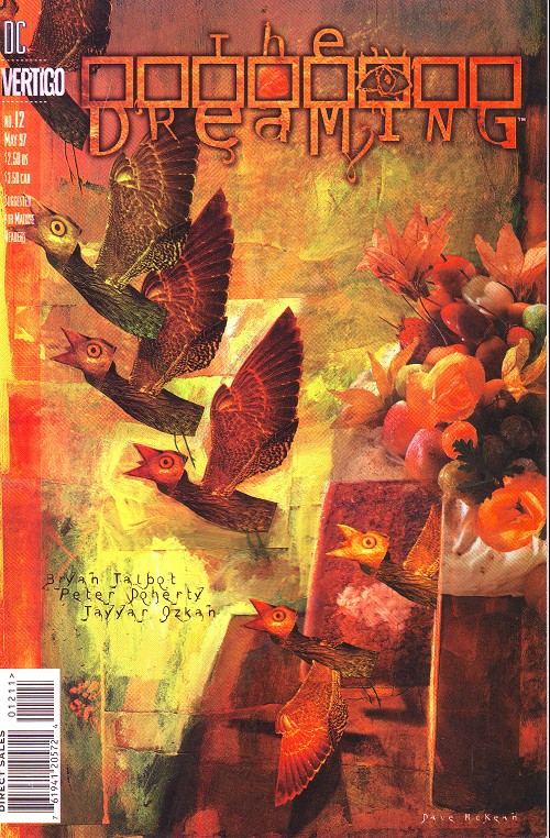 Couverture de Dreaming (The) (1996) -12- Weird romance (4)