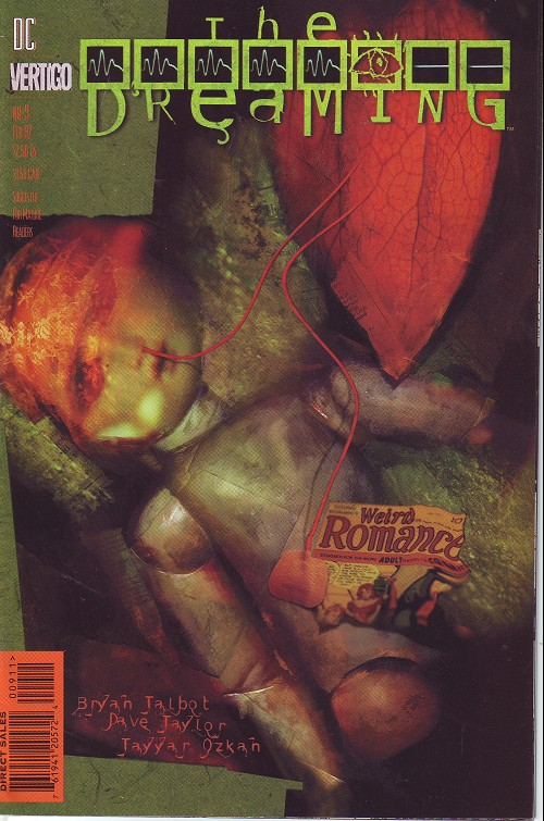 Couverture de Dreaming (The) (1996) -9- Weird romance (1)