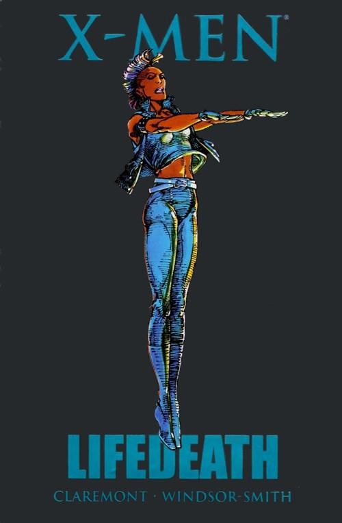 Couverture de Uncanny X-Men (The) (1963) -INT- Lifedeath