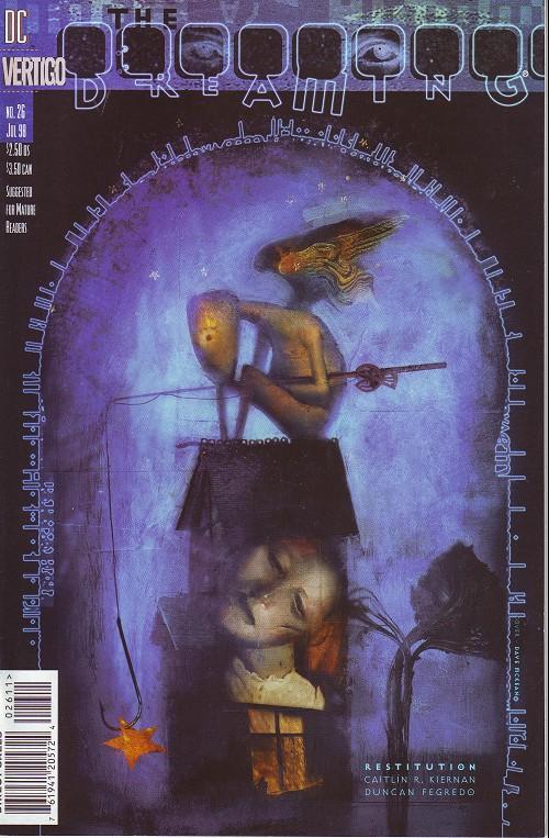 Couverture de Dreaming (The) (1996) -26- Restitution