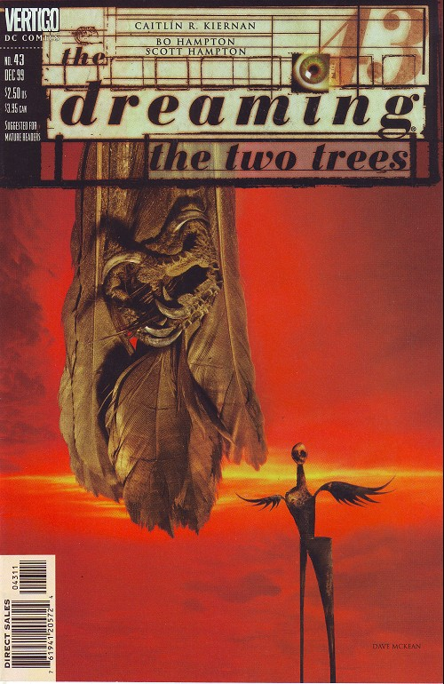 Couverture de Dreaming (The) (1996) -43- Fox and hounds (epilogue): the two trees