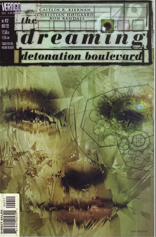 Couverture de Dreaming (The) (1996) -42- Fox and hounds (3): detonation boulevard