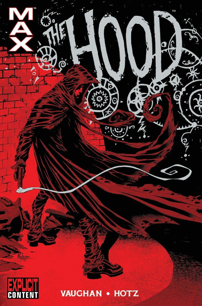 Couverture de Hood (The) (2002) -INT a- Blood From Stones