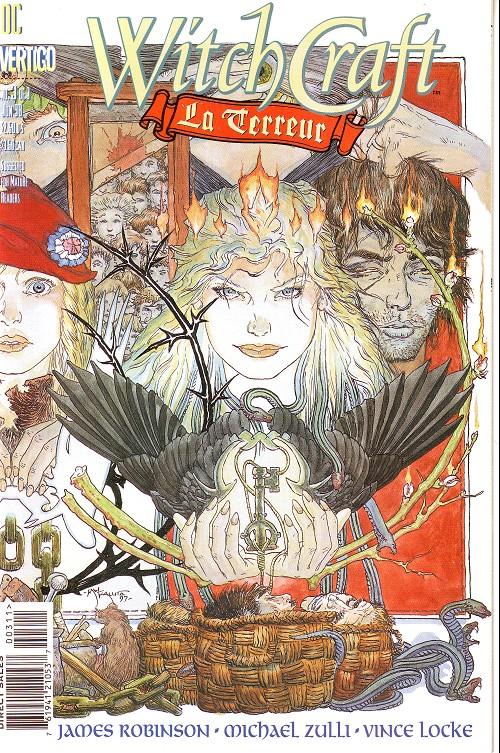 Couverture de Witchcraft: La Terreur (1998) -3- La terreur (3): september