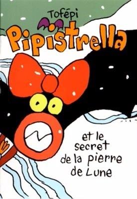 Couverture de Mini-récits et stripbooks Spirou -MR3868- Pipistrella et le secret de la pierre de Lune