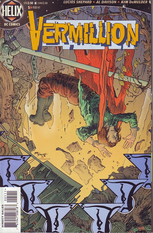 Couverture de Vermillion (1996) -5- Starlight drive (5)