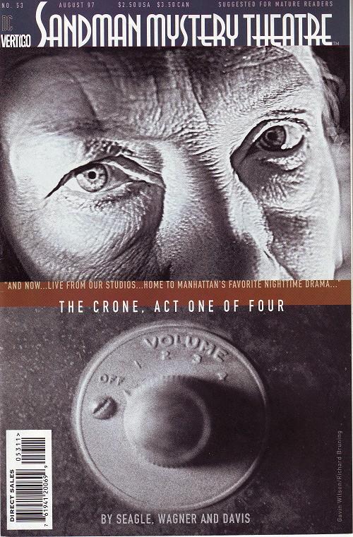 Couverture de Sandman Mystery Theatre (1993) -53- The Crone (1)