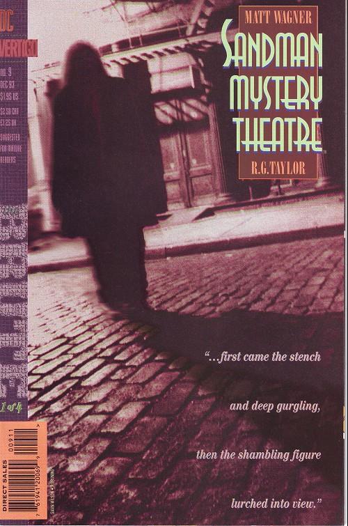 Couverture de Sandman Mystery Theatre (1993) -9- The Brute (1)