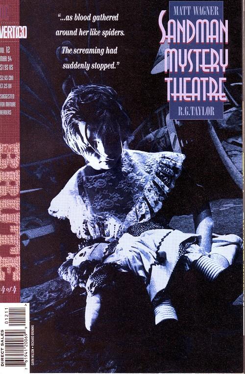 Couverture de Sandman Mystery Theatre (1993) -12- The Brute (4)