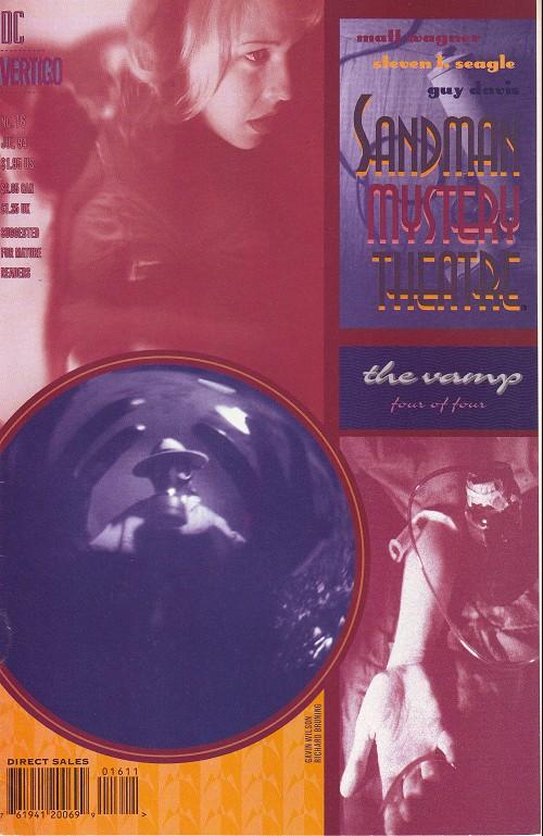 Couverture de Sandman Mystery Theatre (1993) -16- The Vamp (4)