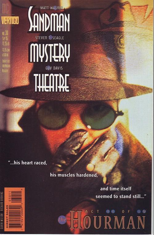 Couverture de Sandman Mystery Theatre (1993) -30- The Hourman (2)