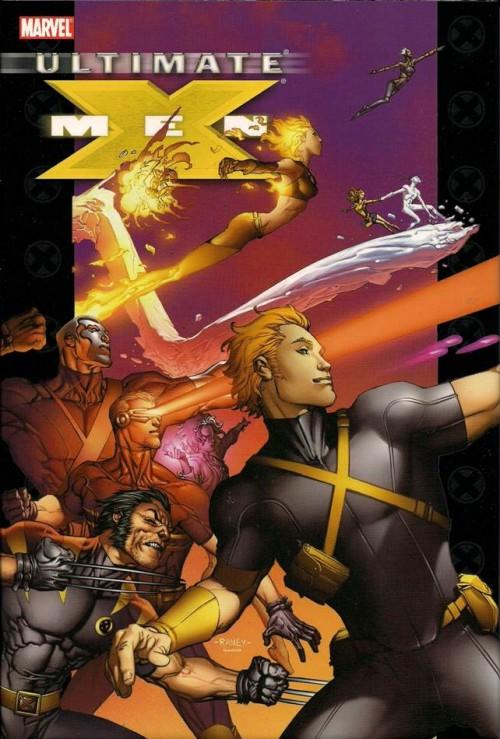 Couverture de Ultimate X-Men (2001) -HC07- Ultimate X-Men vol. 7