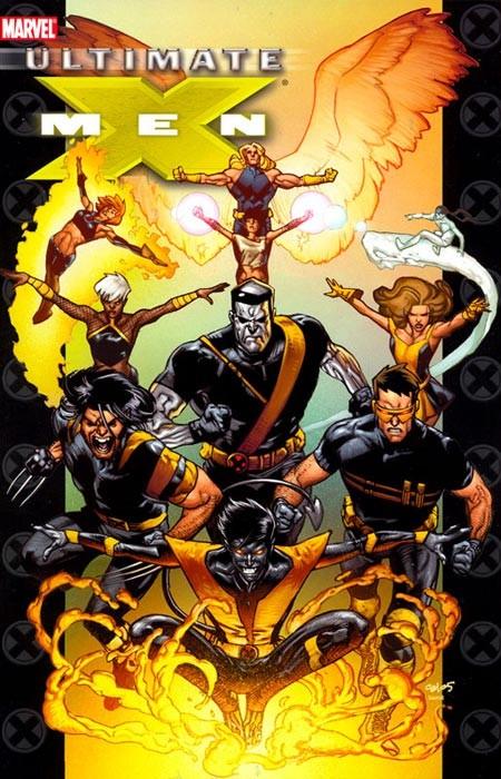 Couverture de Ultimate X-Men (2001) -HC06- Ultimate X-Men vol.6