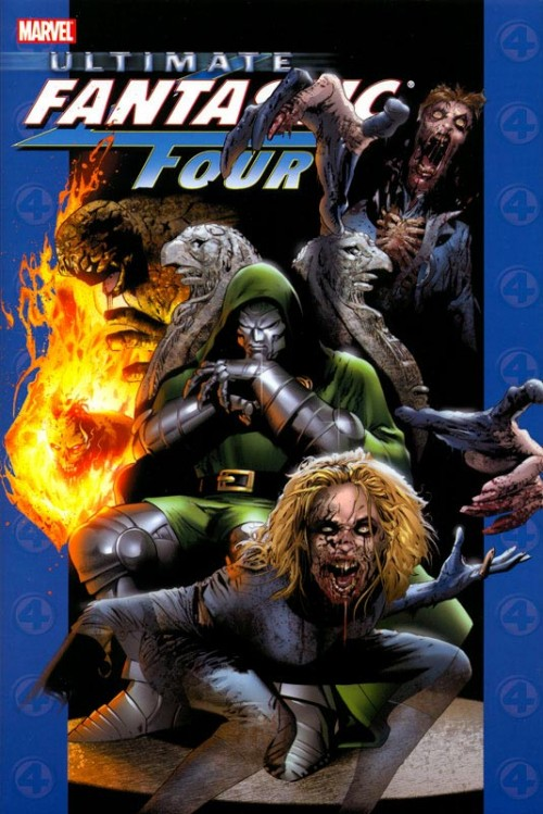 Couverture de Ultimate Fantastic Four (2004) -INT-3- Ultimate Fantastic Four vol.3