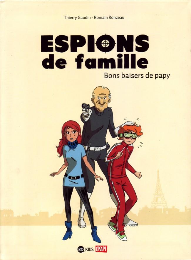 Espions de Famille - T01 a T03 - PDF
