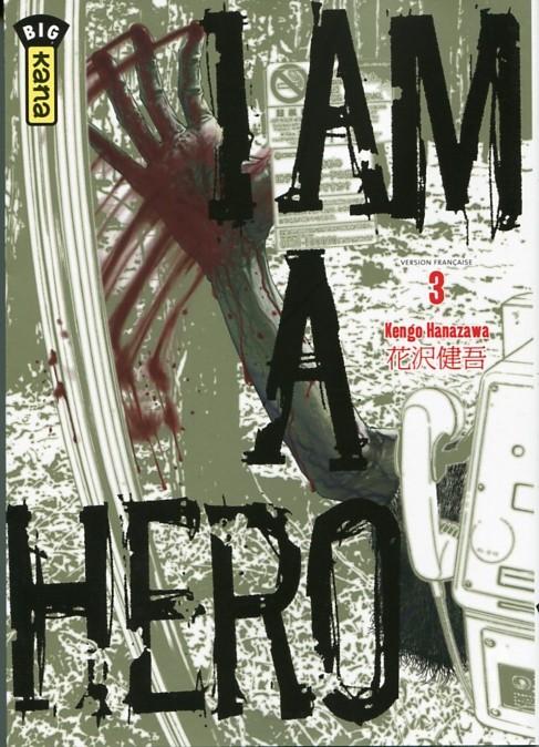 Couverture de I am a hero -3- Tome 3