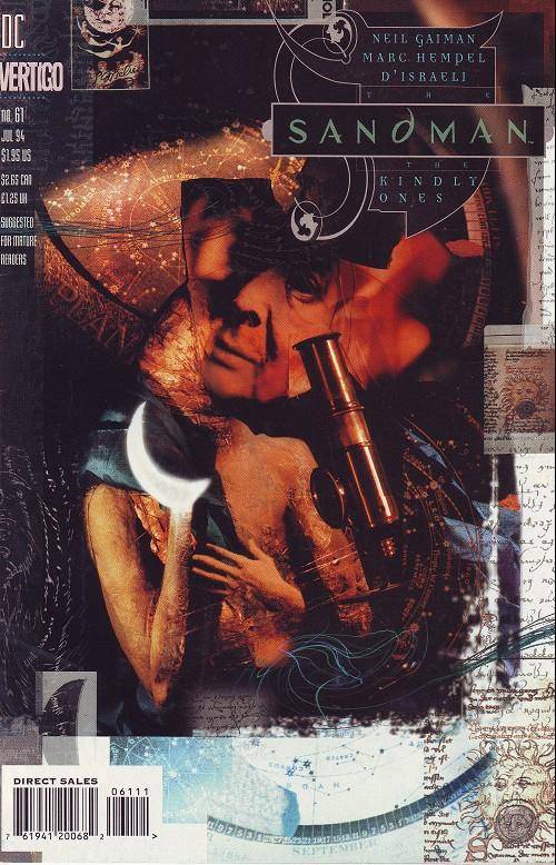 Couverture de Sandman (The) (1989) -61- The kindly ones (5)