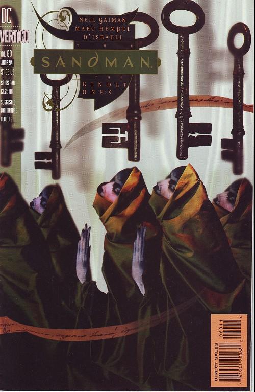 Couverture de Sandman (The) (1989) -60- The kindly ones (4)