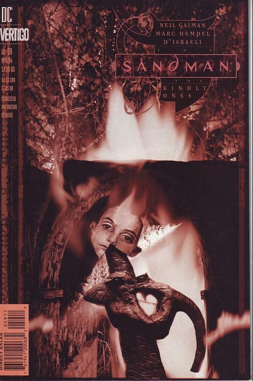 Couverture de The sandman (DC comics - 1989) -59- The kindly ones (3)