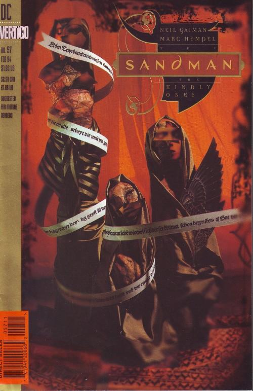 Couverture de Sandman (The) (1989) -57- The kindly ones (1)