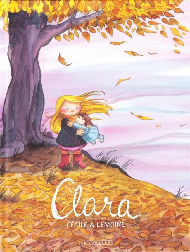 Couverture de Clara (Lemoine/Cécile) - Clara