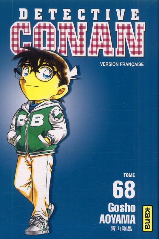 Couverture de Détective Conan -68- Tome 68