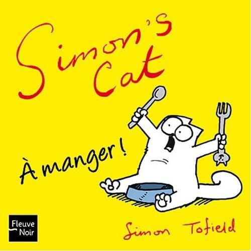 Couverture de Simon's Cat -4- À manger !
