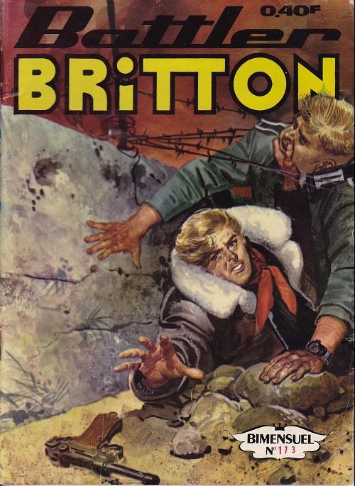 Couverture de Battler Britton -173- Dans la place