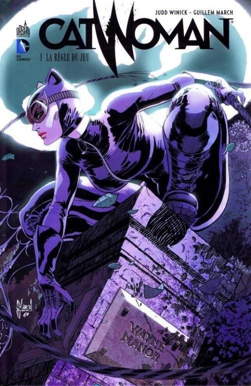 Couverture de Catwoman (DC Renaissance) -1- La Règle du jeu
