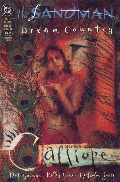 Couverture de Sandman (The) (1989) -17- Calliope